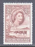 BECHUANALAND  PROTECTORATE  156    * - Bechuanaland (...-1966)