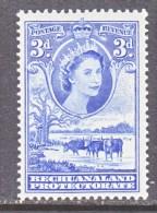 BECHUANALAND  PROTECTORATE  157    * - Bechuanaland (...-1966)