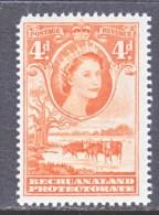 BECHUANALAND  PROTECTORATE  158    * - Bechuanaland (...-1966)