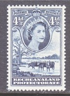 BECHUANALAND  PROTECTORATE  159    * - Bechuanaland (...-1966)