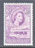 BECHUANALAND  PROTECTORATE  160    * - Bechuanaland (...-1966)