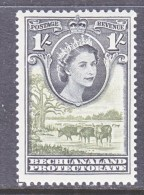 BECHUANALAND  PROTECTORATE  161    * - Bechuanaland (...-1966)