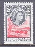 BECHUANALAND  PROTECTORATE  163    * - Bechuanaland (...-1966)