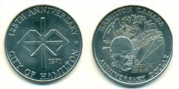 1971 Hamilton Anniversary Dollar Token - Canada