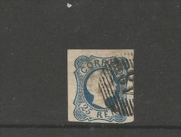 Portugal 1855 - King Pedro V - Yvert 6 Used - 1853 : D.Maria