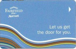Fairfield Inn & Suites - Hotel Keycards