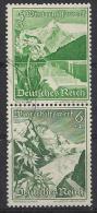 Germany 1938  Ostmarkland (o) Mi. S 245 - Zusammendrucke