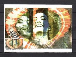 """Carte Maximum De 1995 """" OEUVRE DE POL MARA """". N° YT 2603. Parfait état. CM - Other"""