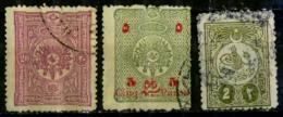 Turquie Scott N°96.100.P68..oblitérés - 1837-1914 Smyrna