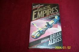 BRIAN ALDISS  °  GALACTIC EMPIRES - Books, Magazines, Comics
