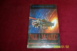 PAUL J AULEY  °  ETERNAL LIGHT - Livres, BD, Revues