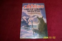 BRIAN ALDISS  ° HELLICONIA WINTER - Books, Magazines, Comics