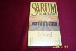 EWARD RUTHERFURD  °  SARUM - Books, Magazines, Comics