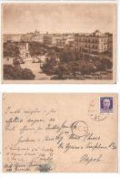 BISCEGLIE ( BARI ) PIAZZA VITTORIO EMANUELE - EDIZ. DI CLEMENTE - 1943 - Bisceglie