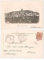 PENNE ( PESCARA ) LATO SUD-EST - 1902 - Pescara