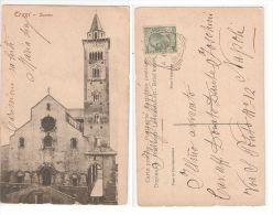 TRANI ( BARI ) DUOMO - 1910s - Trani
