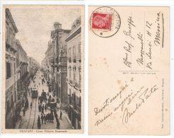 TRAPANI - CORSO VITTORIO EMANUELE - EDIZ. MONTERA - 19333 - Trapani