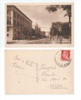 TRAPANI - VIALE REGINA MARGHERITA - EDIZ. NOGARE E ARMETTI - 1938 - Trapani