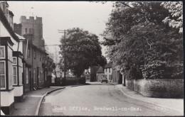 UK - Bradwell On Sea - Post Office - Street - Car - Zonder Classificatie