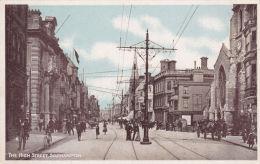SOUTHAMPTON HIGH STREET - Postcards