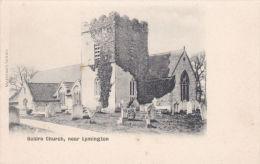BOLDRE CHURCH, NR LYMINGTON - England