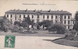 Chalon Sur Saone Collège Des Jeunes Filles - Chalon Sur Saone