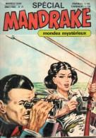 Special Mandrake Nouvelle Série N°21 - Mandrake