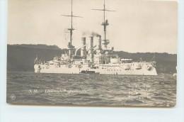 S.M. LINIENSCHIFF POMMERN (carte Phot) - Guerre