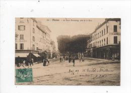 1 CPA VIENNE - LE COURS ROMESTANG COTE DE LA GARE - Vienne