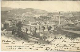Puento Nuevo Bolueta      (1742) - Vizcaya (Bilbao)