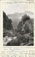 RICORDI DELL'OSSOLA « Il Monte Cistella Dal Versante Di DEVERO M. 2881 (Valle Antigorio » (1903) - Otros