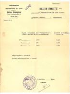 Courrier, Dépt Du Gard, Station Oenologique, Nimes, Vins Blancs, Adressée à Belegarde - Agriculture