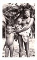 CP Photo Avec La Grande Soeur   Collection G. LABITTE - Dahomey