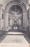 Au - Cpa Bouessay (Mayenne) - Chapelle Du Château Des Chenêts - Le Choeur - Autres Communes