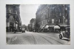 75 : Paris - Carrefour Rue De Charenton - Boulevard De Reuilly ( Café , La Divette  ) - Arrondissement: 12