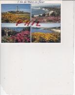 Ile De Batz - Carte Multivues, Ref 1512-691 - Ile-de-Batz
