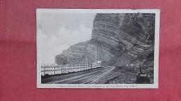 > Canada > Quebec>  Cliff Formations At Cap Gros Morne         =2143 - Quebec