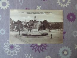 Place Du Trente -Octobre  Statue De La Résistance Commémorant La Défense De Dijon En 1870 - Dijon