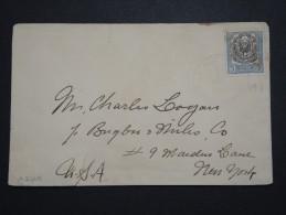 DOMINICAINE - Enveloppe Pour New York En 1913 - Aff. Plaisant - A Voir - Lot P14561 - Dominicaine (République)