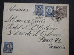 CHILI - Entier Postal +cplt Pour La France En 1924 - A Voir - Lot P14569 - Chili