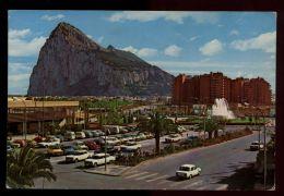 B432 GIBRALTAR - GENERAL VIEW - Gibilterra