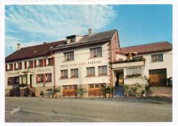 LA HOUBE--DABO - Hôtel-Restaurant  ZOLLSTOCK -Prop M FETTER Cpsm 15 X 10 N°8595  éd Europ--carte Publicitaire - Dabo