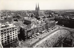Zagreb Old Postcard Travelled 1962 Bb151228 - Croacia