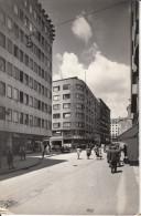 Zagreb, Gajeva Ulica Old Postcard Travelled 1957 Bb151228 - Croacia