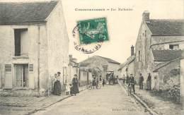 "CPA FRANCE 91 ""Courcouronnes, La Rue Mathurine"" - Sonstige Gemeinden"