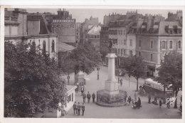 Pas Courante Cpa LORIENT - Place Bisson - Lorient