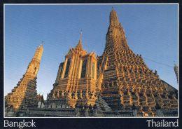 1 AK Thailand * Der Tempel Wat Arun In Bangkok * - Thaïlande