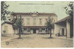Marsillargues - Ecole Maternelle - France