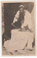 AFRICA - EGYPT - TYPES & SCENES - NATIVE IRONER - EDIT M. CASTRO - N.11 - 1910s - Egypte