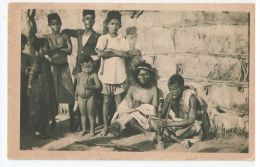 AFRICA - SOMALIA - TURKISH COFFEE OR NARGHILE PRIMITIVE - EDIT S.E.C. 1920s - Somalia